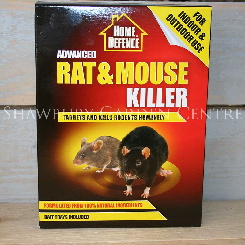 Picture of Home Defence® Advanced Rat & Mouse Killer