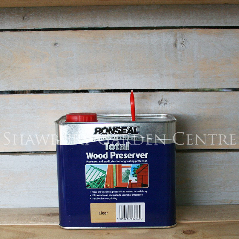 Picture of Ronseal Total Wood Preserver