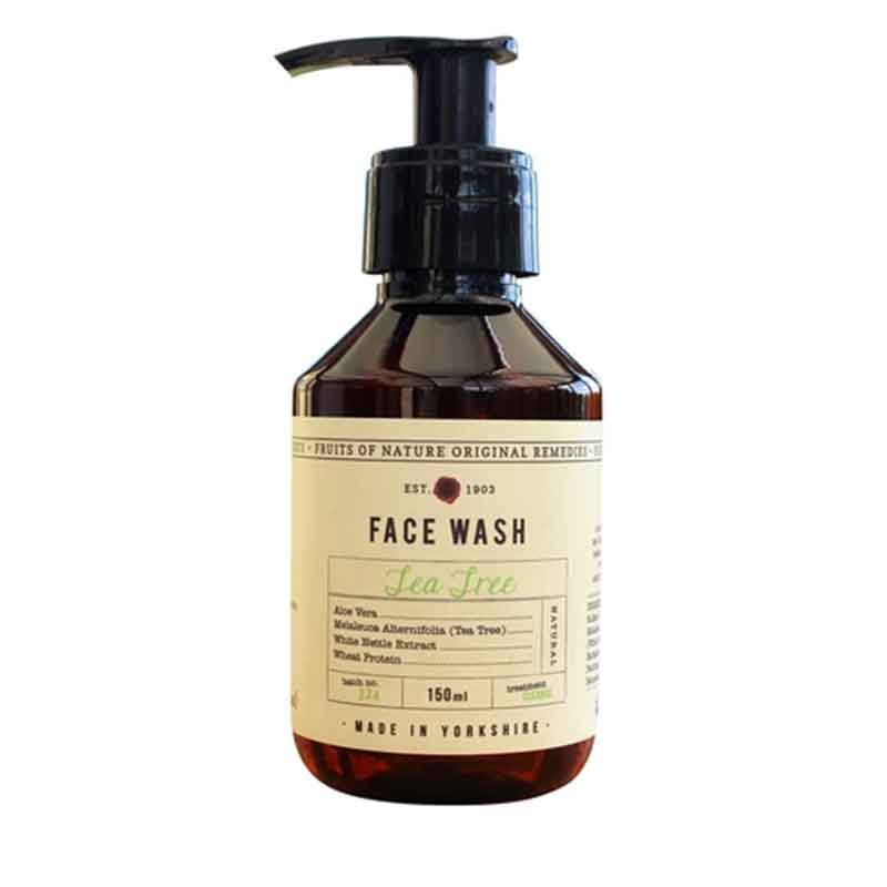 Picture of Fikkerts Tea Tree Face Wash