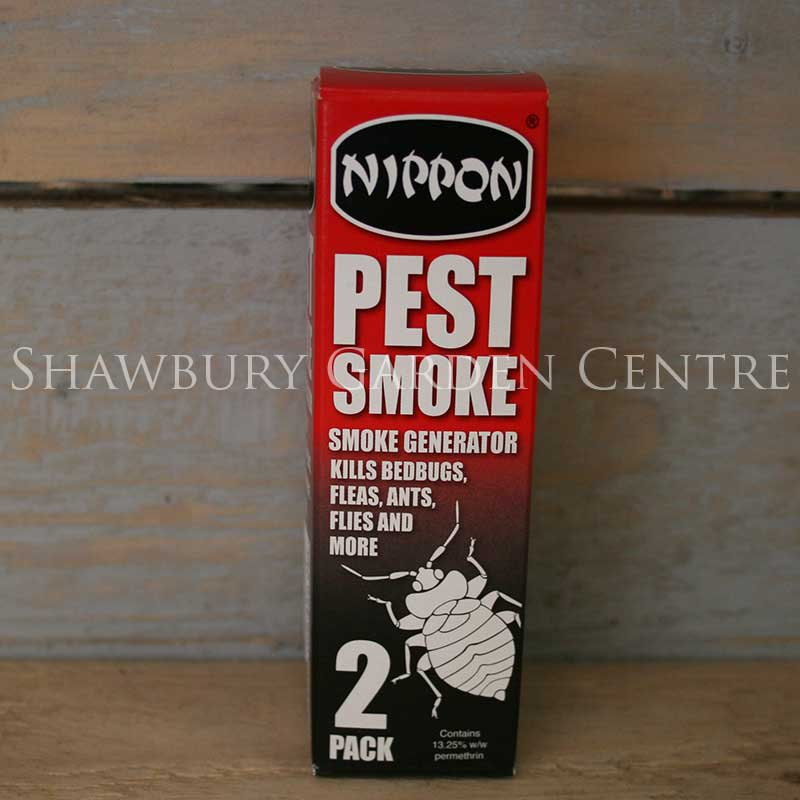 Picture of Nippon Pest Smoke Fumigator: Kills Bedbugs, Fleas, Ants & Flies