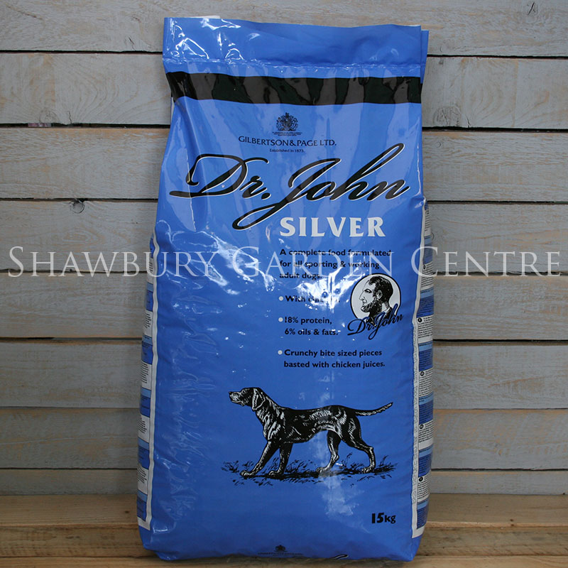 Dr John Silver Dog Food With Chicken