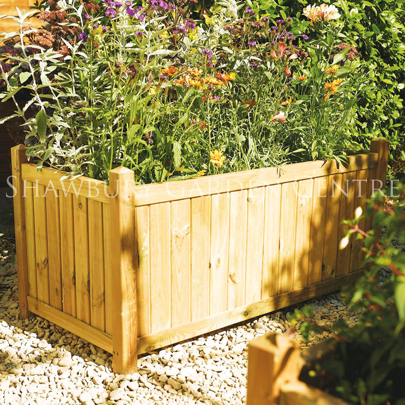 Picture of Rowlinson Rectangular Planter Trough