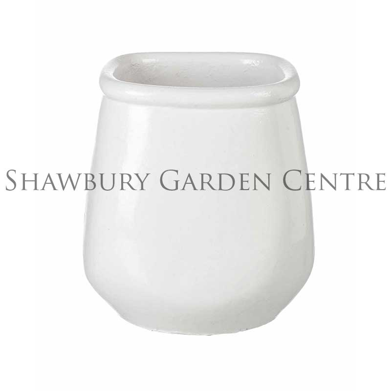Picture of Parlane Kendal White Ceramic Vase