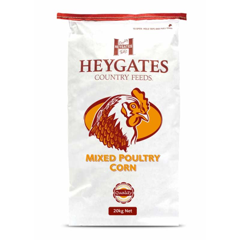 Picture of Heygates Mixed Poultry Corn