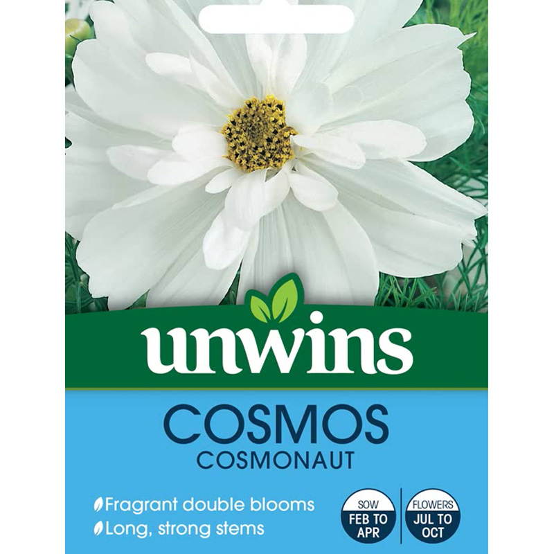 Picture of Unwins 'Cosmonaut' Cosmos Seeds