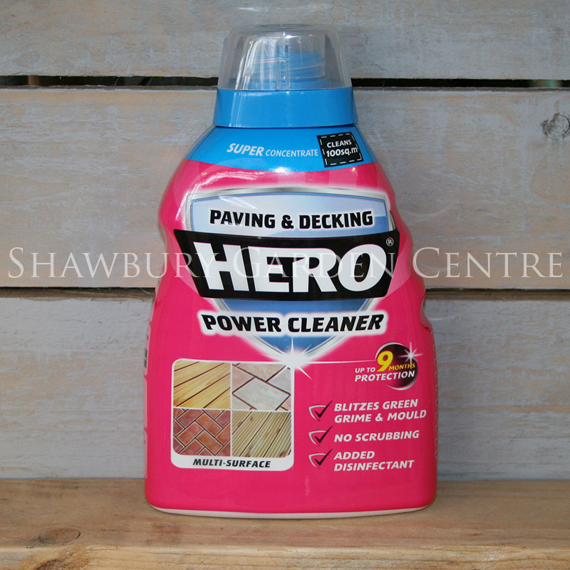 Picture of Westland Hero® Paving & Decking Power Cleaner Concentrate