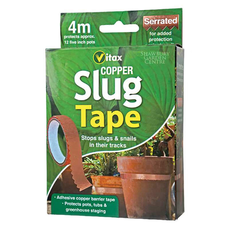 Picture of Vitax Copper Slug Tape