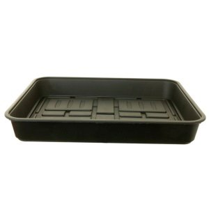 Picture of Whitefurze Black Plastic Gravel Tray