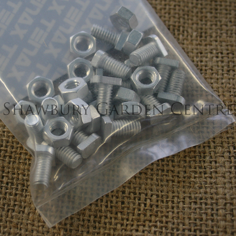 Picture of Tenax Greenhouse Cropped Head Nuts & Bolts