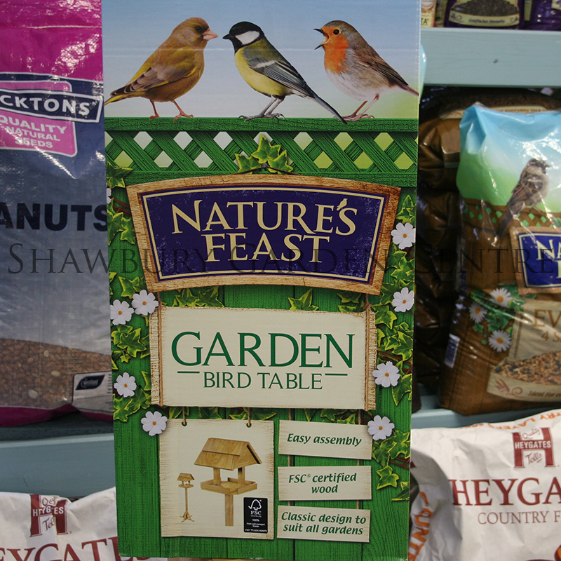Picture of Nature's Feast Garden Bird Table