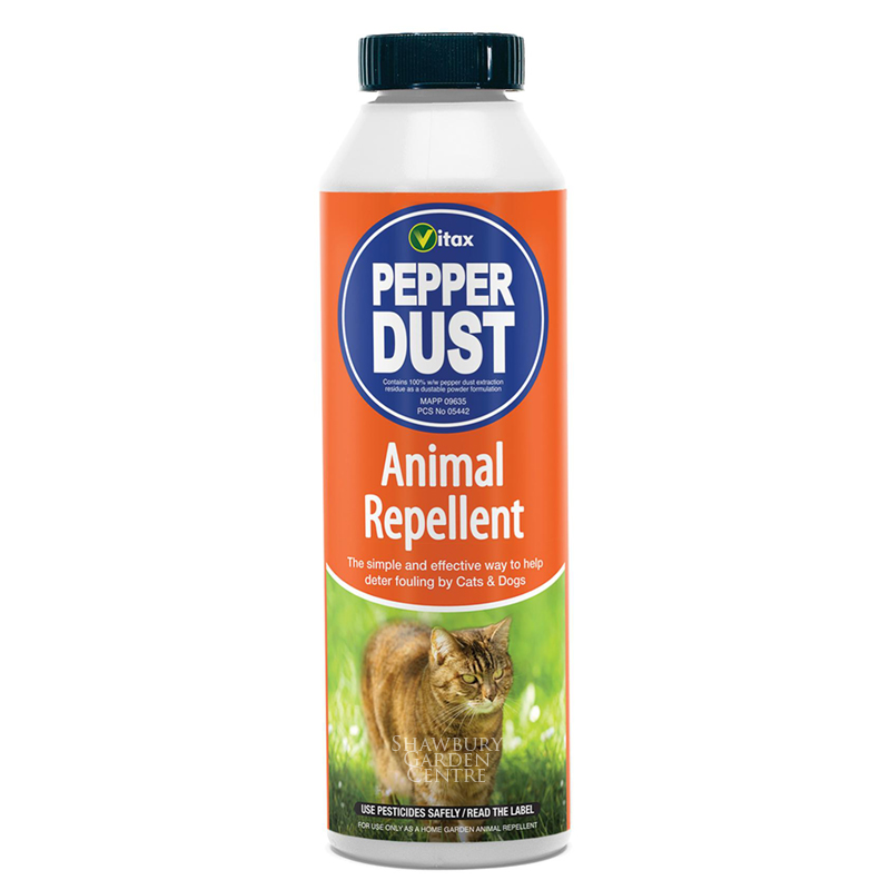 Picture of Vitax Pepper Dust Cat & Dog Deterrent