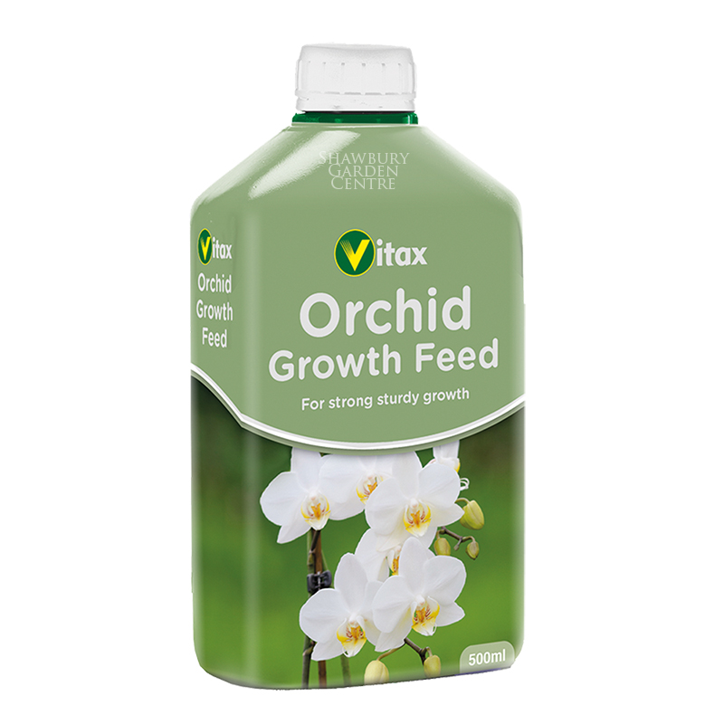 Picture of Vitax Orchid Growth Feed Liquid Fertiliser