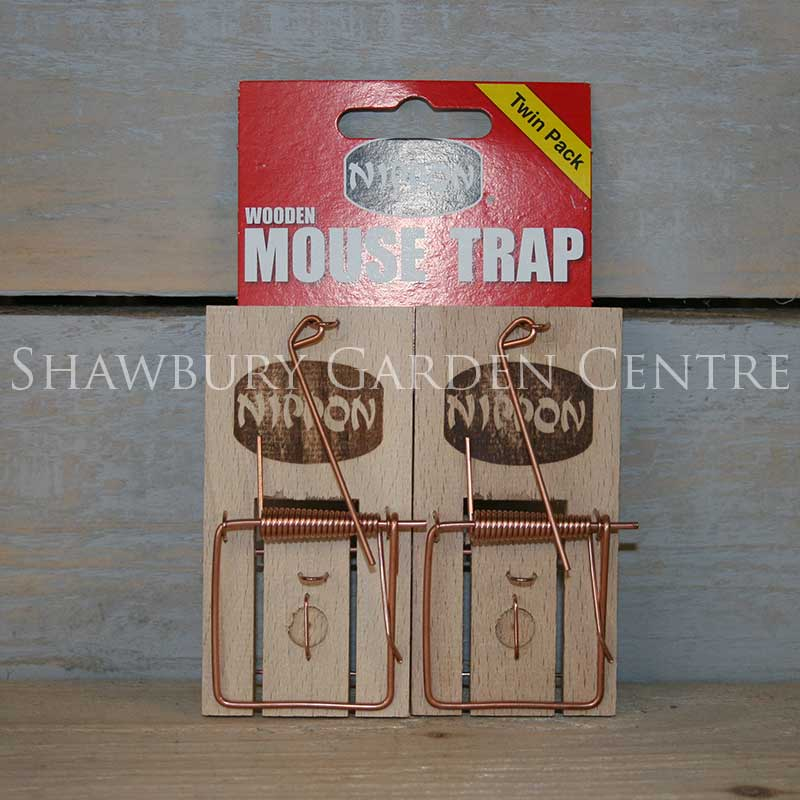Picture of Nippon Traditional Wooden Mouse Trap