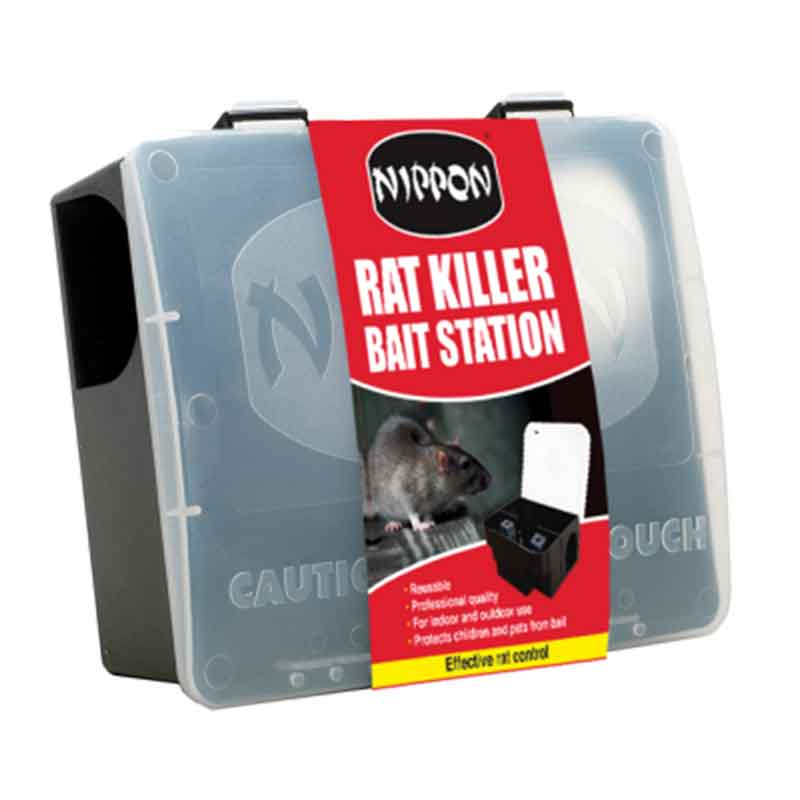 Picture of Nippon Rat Killer Bait Station