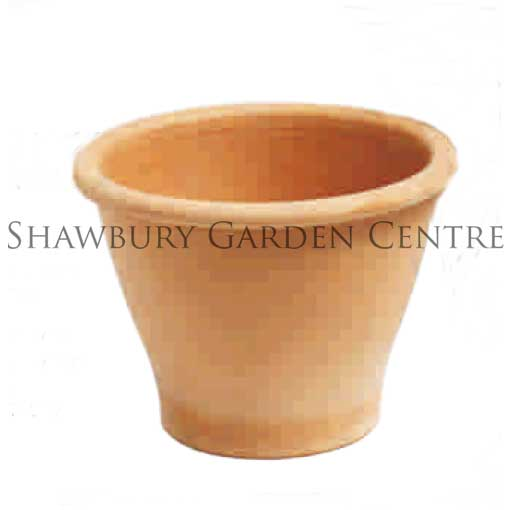 Picture of Naylor Patio Pots Terracotta 'Antique' Bellpot