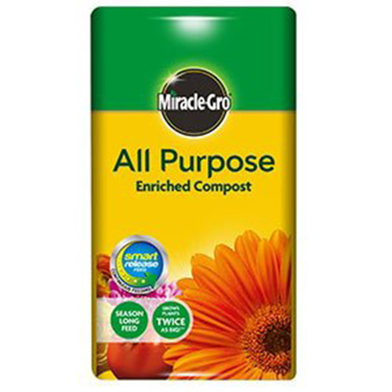 Picture of Miracle-Gro All-Purpose Enriched Compost
