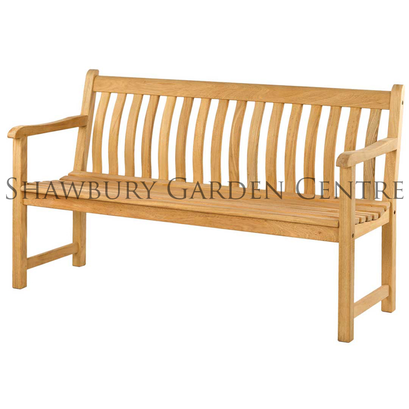Picture of Alexander Rose Roble Broadfield Garden Benches