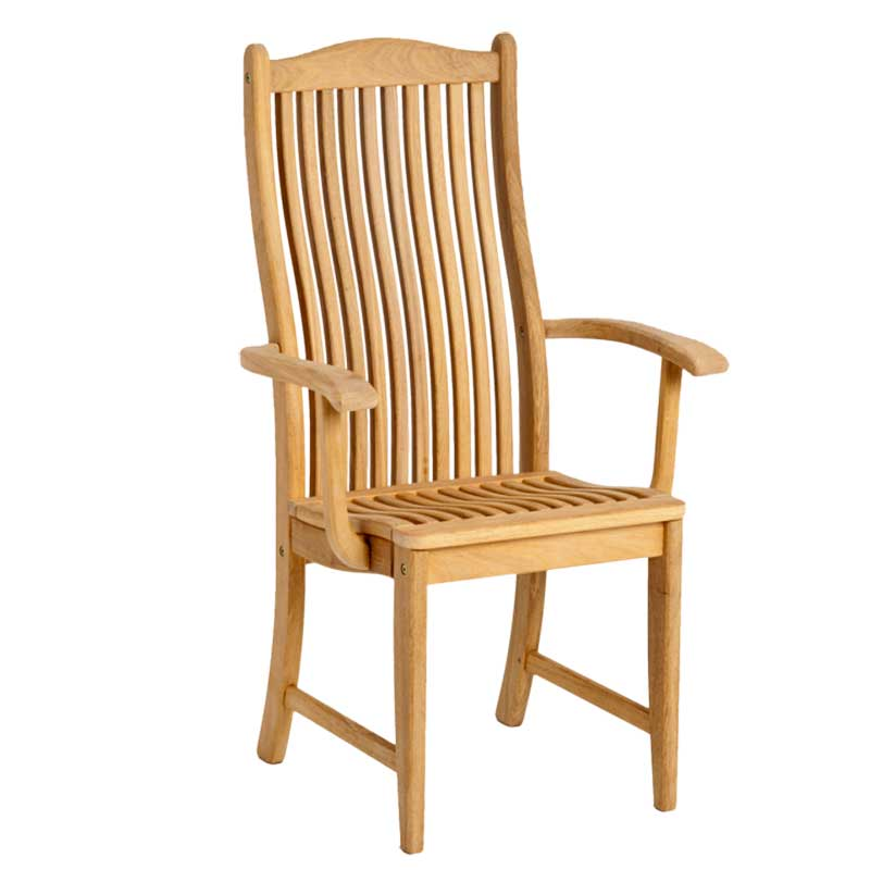 Picture of Alexander Rose Roble Bengal Chair