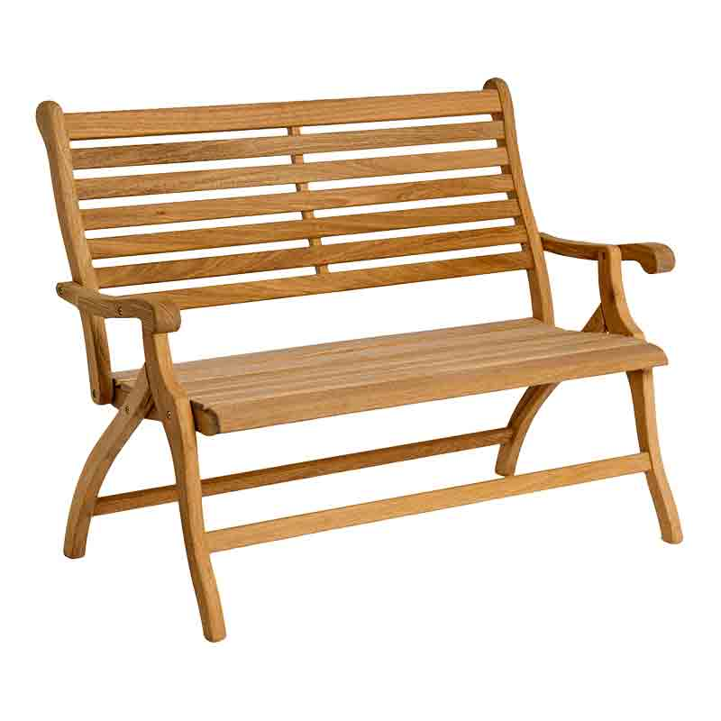 Picture of Alexander Rose Roble Folding Garden Bench