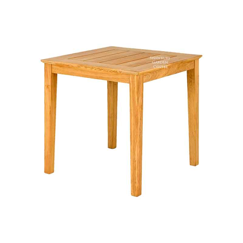 Picture of Alexander Rose Roble Square CAFE TABLE