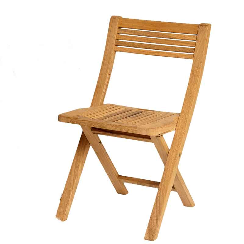 Picture of Alexander Rose Roble Folding Garden Chair