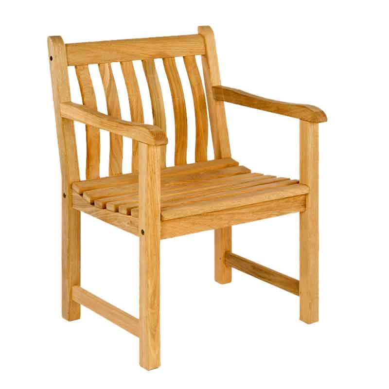 Picture of Alexander Rose Roble Broadfield Armchair