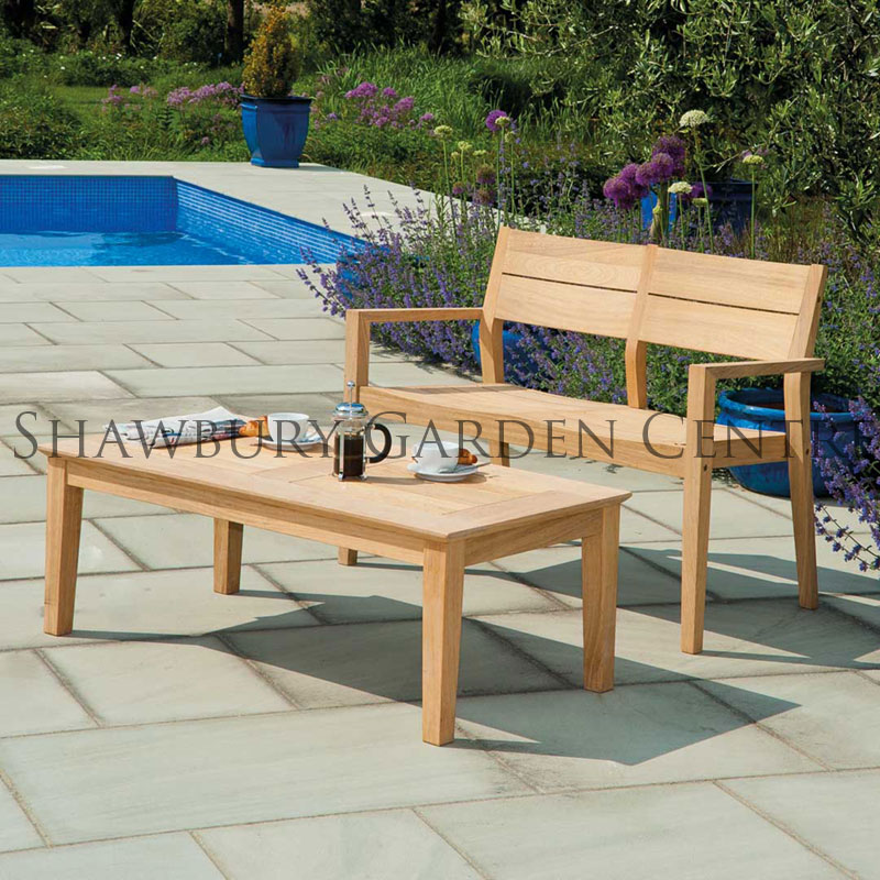 Picture of Alexander Rose Roble Bench 4ft