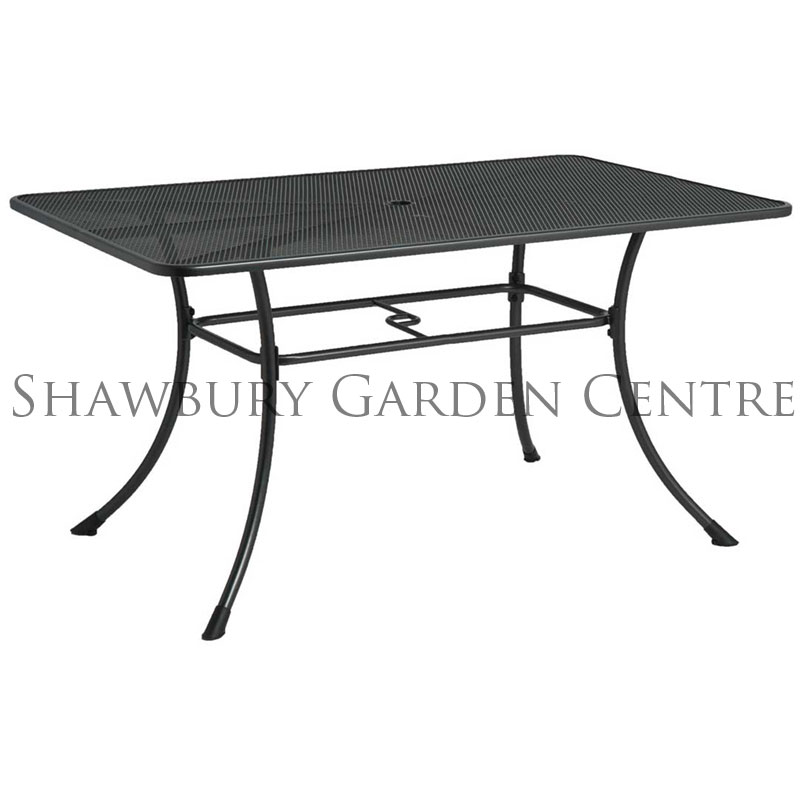 Picture of Alexander Rose Portofino Rectangular Table