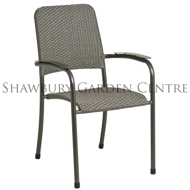 Picture of Alexander Rose Portofino Woven Armchair