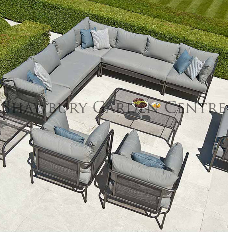 Picture of Alexander Rose Portofino Double Middle Sofa