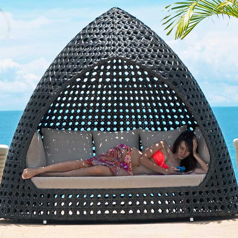 Picture of Alexander Rose Ocean Relax Hut with Cushions