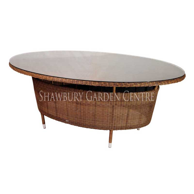 Picture of Alexander Rose San Marino Oval Table