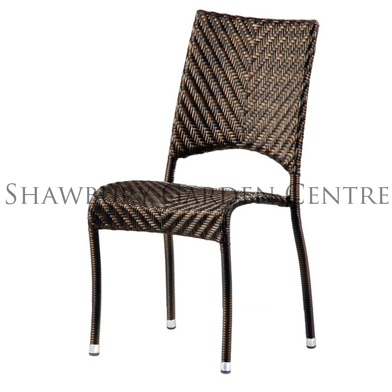 Picture of Alexander Rose Ocean Fiji Stacking Side Chair