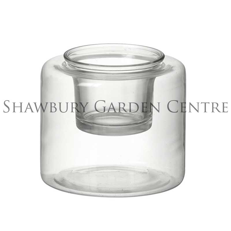 Picture of Parlane Glass Bowl with Tealight Holder