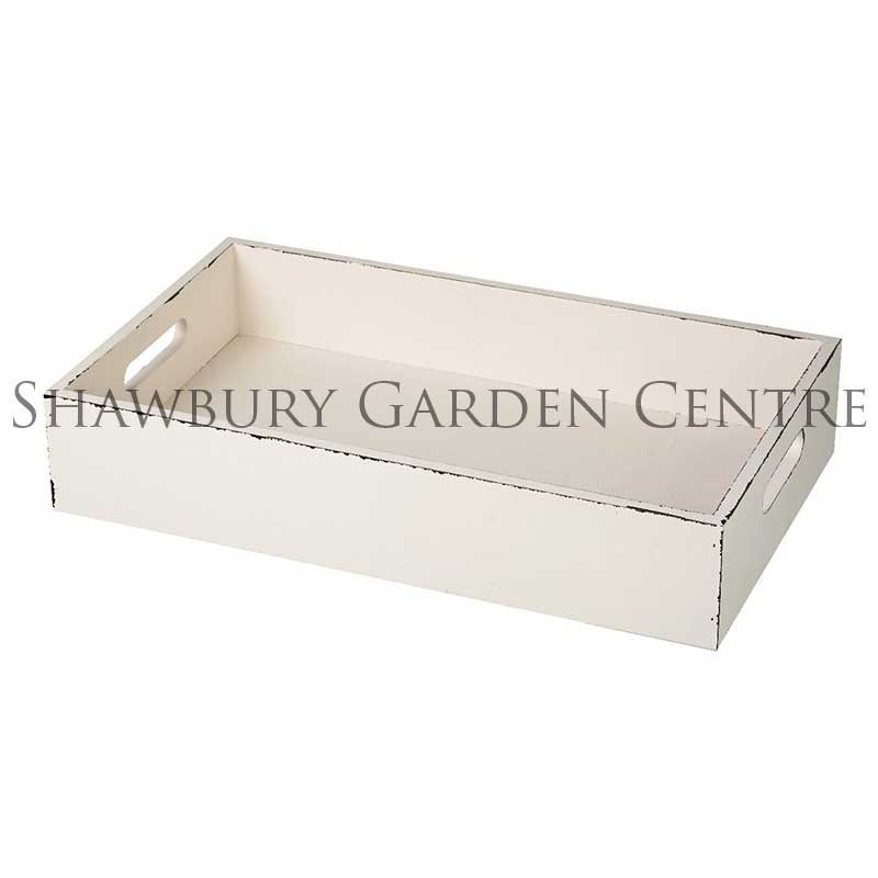 Picture of Parlane Ivory Rectangular Tray