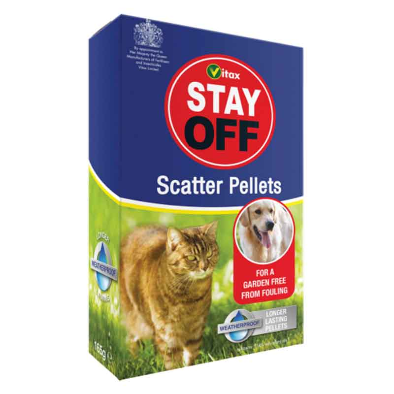 Picture of Vitax Scent Off Granules: Animal Repellent Pellets