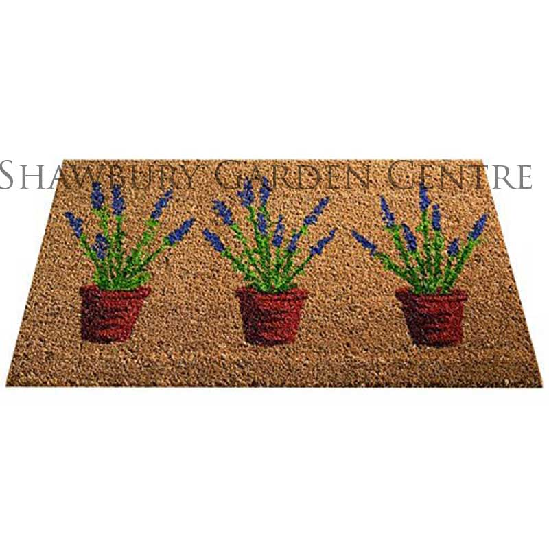 Picture of Gardman Lavandula/Lavender Door Mat