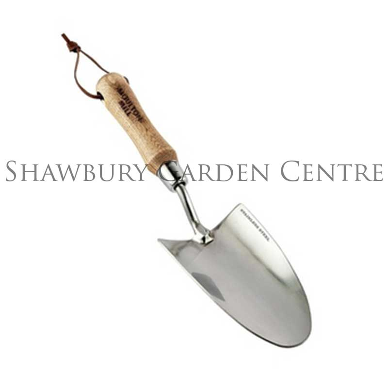 Picture of Moulton Mill Stainless Steel Hand Trowel
