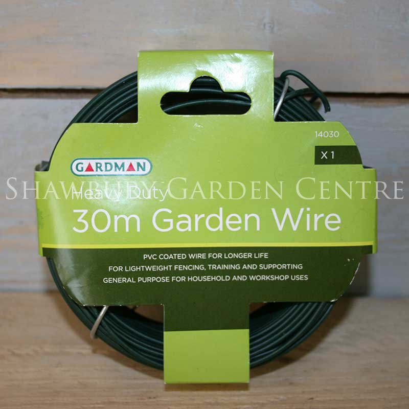Picture of Gardman 30m Heavy Duty Garden Wire