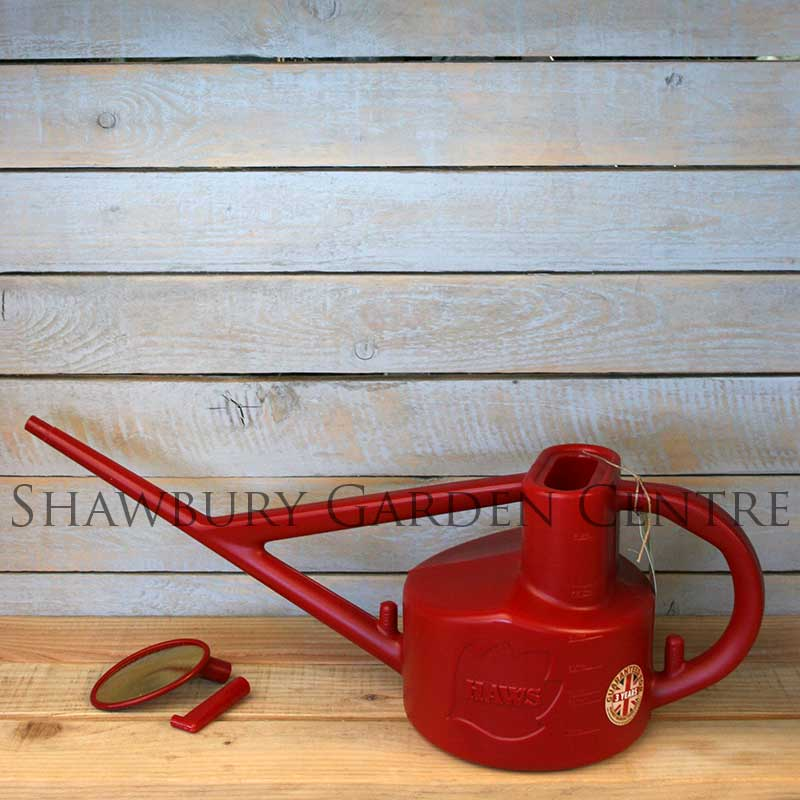 Picture of Haws 5 Litre Plastic Long Reach Watering Can