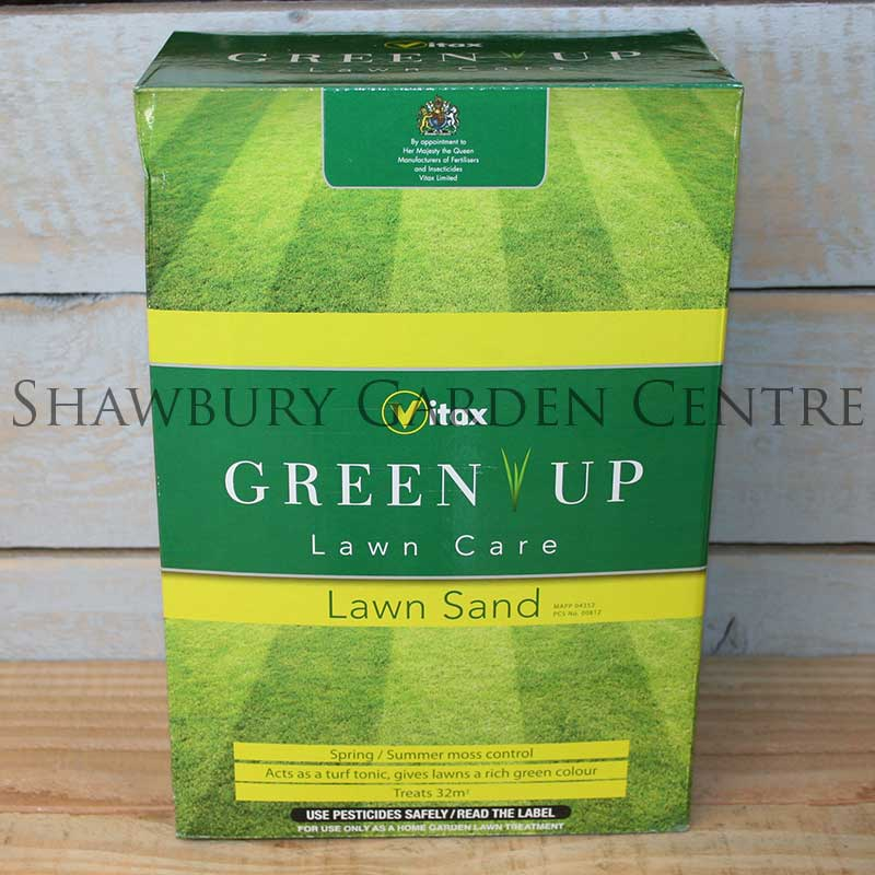 Picture of Vitax Green Up Lawn Sand