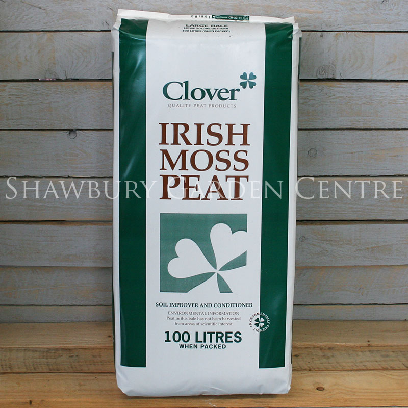 Picture of Clover Irish Moss Peat