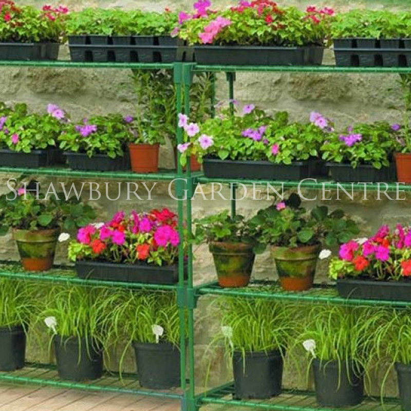 Picture of Gardman Greenhouse Storage & Shelving Double Pack