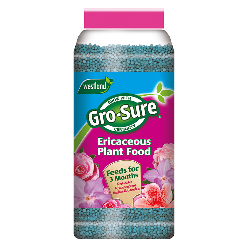 Picture of Westland Gro-Sure Ericaceous Plant Food Granules