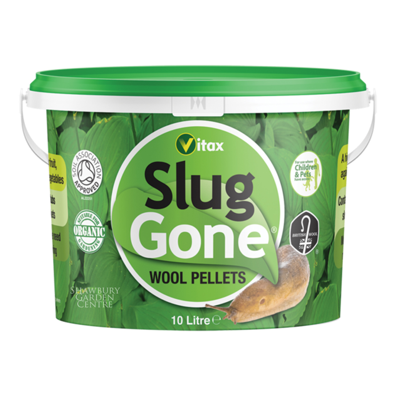 Picture of Vitax Slug Gone® - Suitable for Organic Gardening