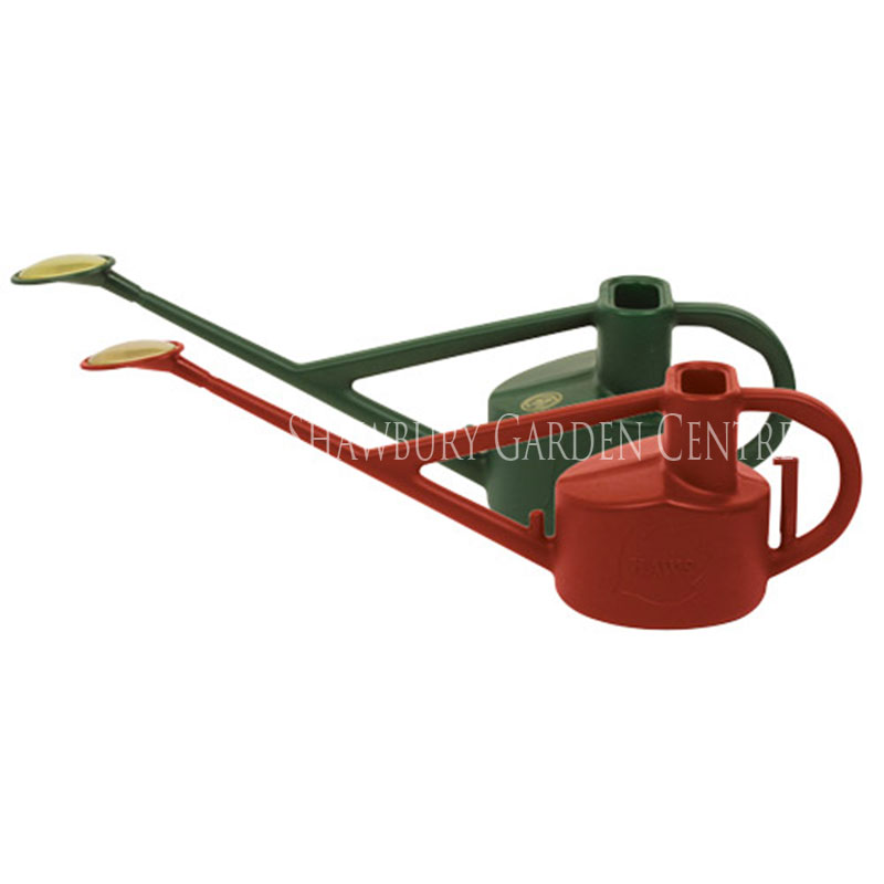 Haws 5 litre plastic long reach watering can Long reach watering can