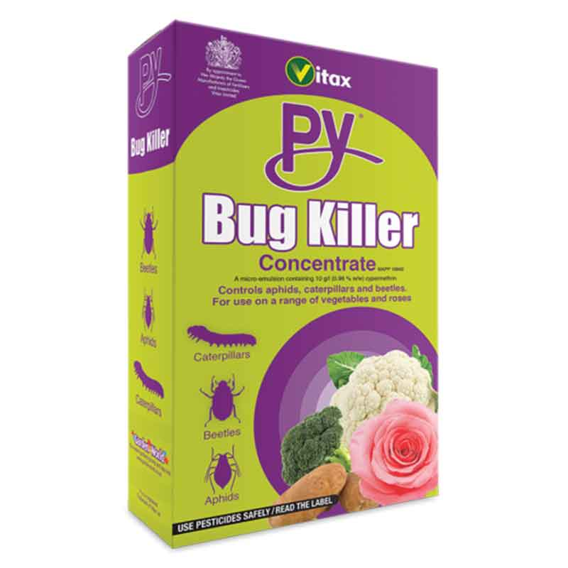 Picture of Vitax Py Bug Killer Concentrate