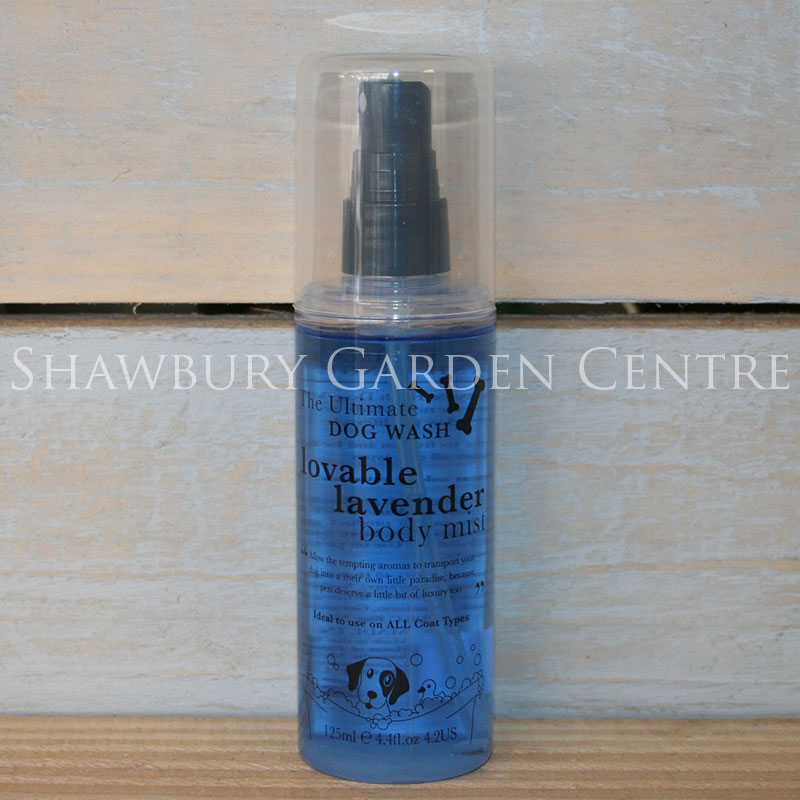 Picture of House of Paws Lovable Lavender Body Mist for Dogs