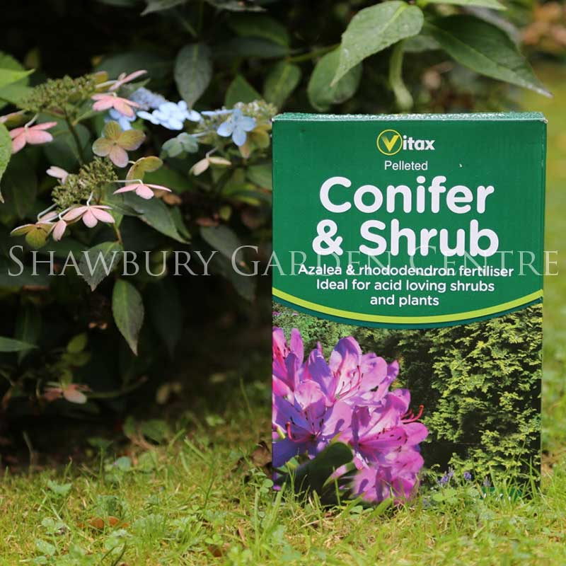 Picture of Vitax Conifer & Shrub Fertiliser