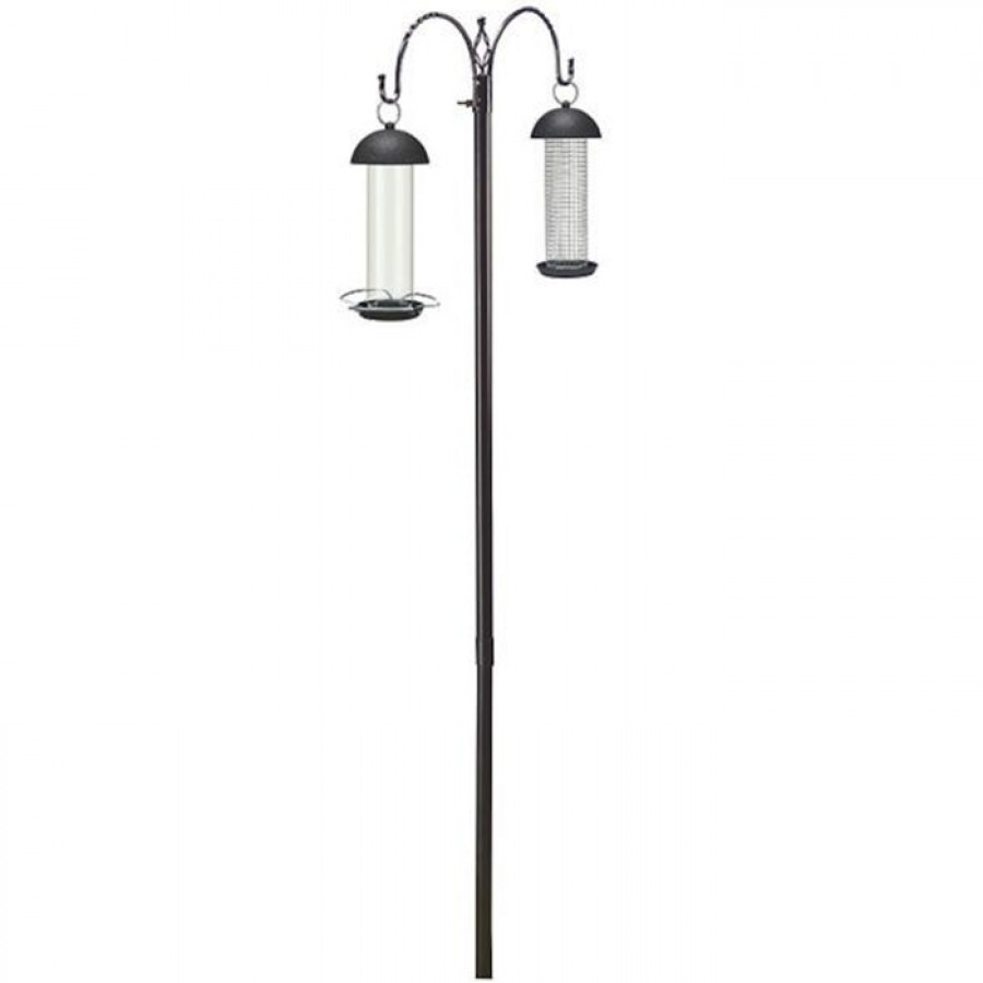 Picture of Gardman Twin Bird Feeder and Hook Set